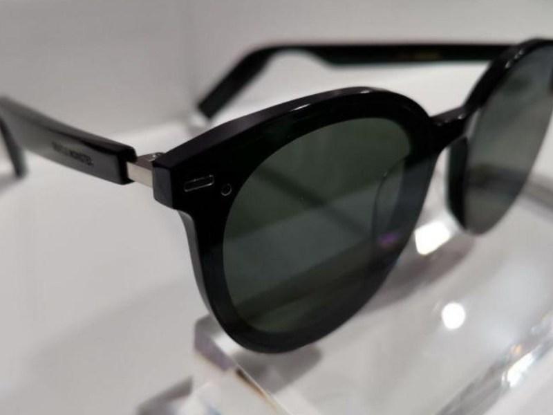 gafas inteligentes que pueden sustituir a los auriculares