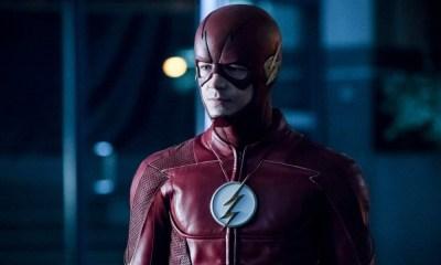 imágenes del nuevo capitulo de Flash