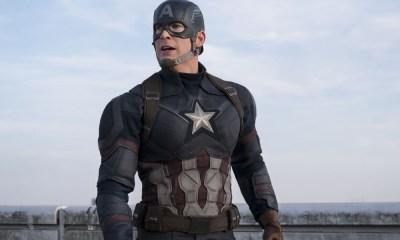 imagen del Capitán América en 'Endgame'