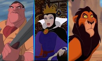 maldad de los villanos de Disney