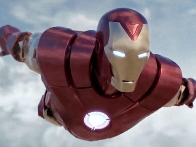 nuevo juego de Iron Man