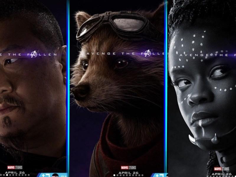 pósters de 'Avengers_ Endgame'