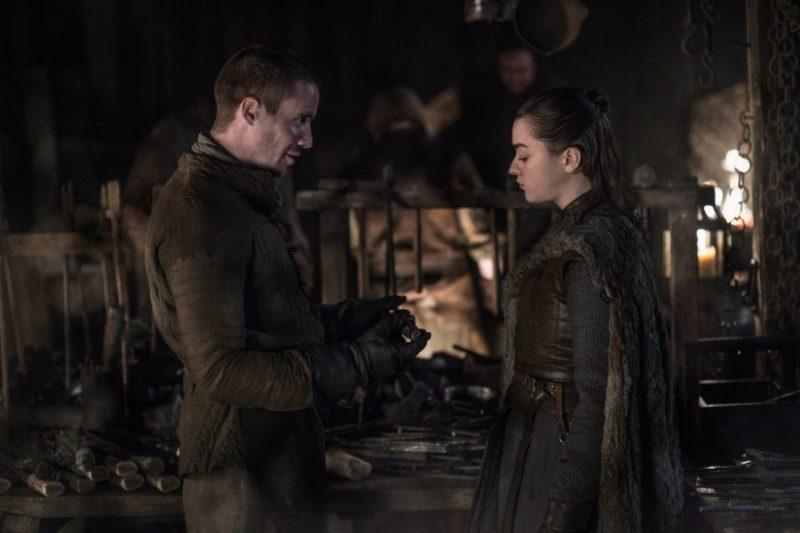 """Primer capítulo de la última temporada de 'Game of Thrones': """"Winterfell"""" 13453"""