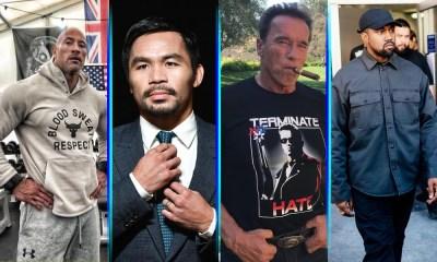 Kanye West quiere ser presidente, famosos que se hicieron políticos, Arnold Schwarzenegger, de famosos a políticos