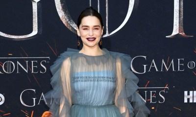 Emilia Clarke reveló detalles sobre su hospitalización