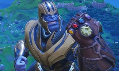 Fortnite y 'Avengers: Endgame'