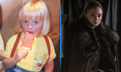 elenco de 'Game of Thrones' de niños