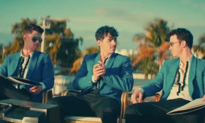 'Jonas Brothers' lanzaron 'Cool'