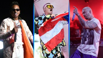 Latinos famosos conquistan los festivales
