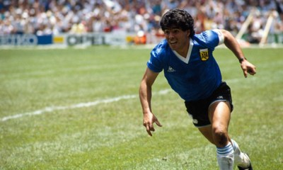 Documental de Diego Maradona