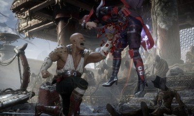 beta cerrada de 'Mortal Kombat 11'