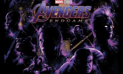 Nuevo póster 'Avengers: Endgame'