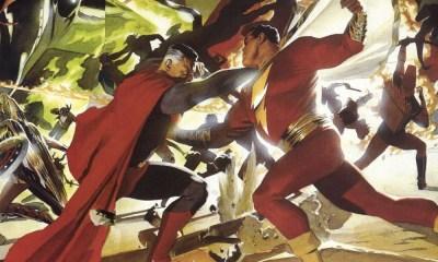 'Shazam' venció a 'Superman'