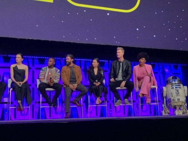 'The Rise of Skywalker' es el título del 'Episodio IX' de 'Star Wars' Star-Wars-Celebration-Episode-IX-600x450