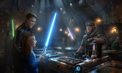 abrirá 'Star Wars: Galaxy Edge'
