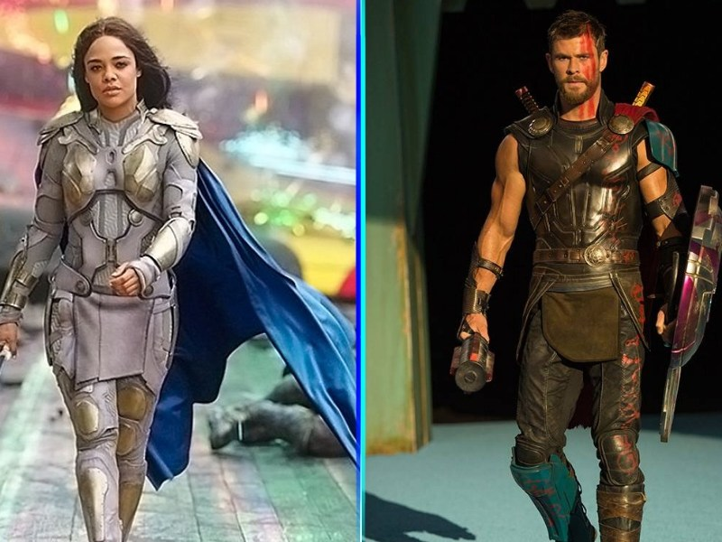 Valkyria tomará el lugar de Thor