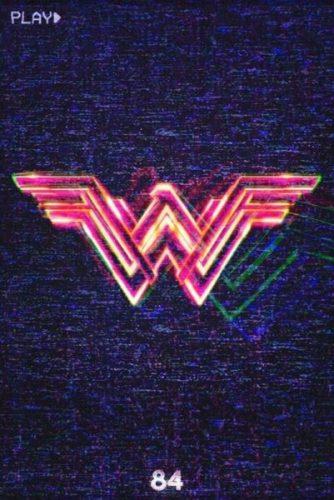 Presentan posters de 'Wonder Woman 1984' y 'Birds of Prey' Wonder-woman-1984-poster-CinemaCon-334x500