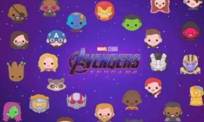 emojis de 'Avengers'