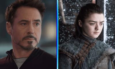 'Arya Stark' y 'Tony Stark'