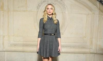 Jennifer Lawrence regresó a la actuación