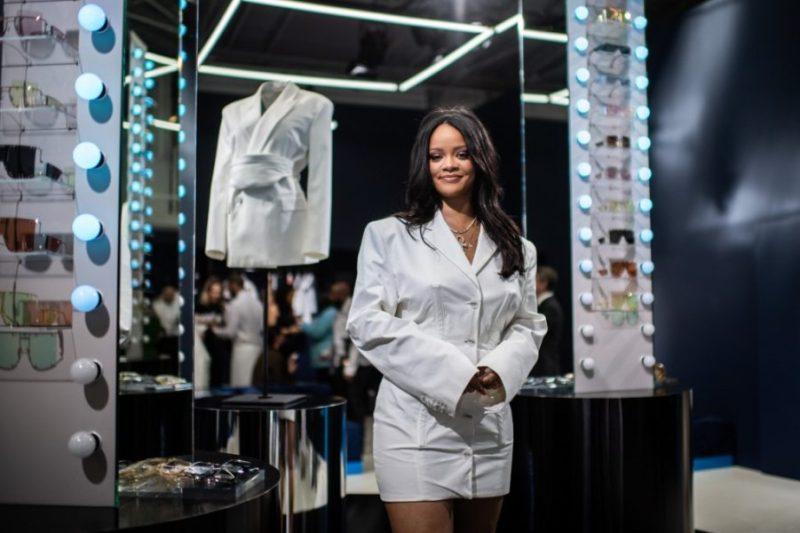 Rihanna quiere revolucionar la moda para empoderar a la mujer 000_1GS6BI