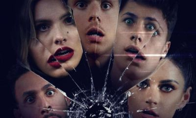 lanzan 'Little Black Mirror'