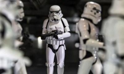 Disney abre vacante para trabajar como stormtrooper