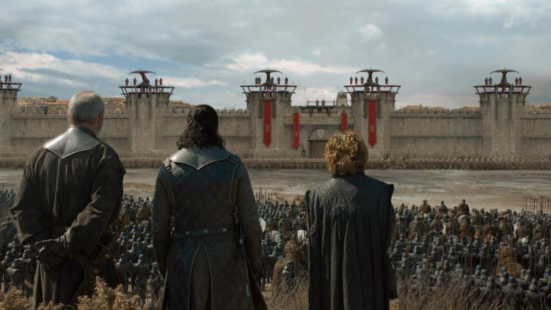"""Quinto capítulo de la última temporada de 'Game of Thrones': """"The Bells"""" GAME-OF-THRONES-S8-EP-5-PRE-AIR-IMAGES-4"""