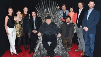 Libros que inspiraron 'Game of Thrones'