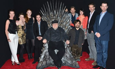 Libros que inspiraron 'Game of Thrones'