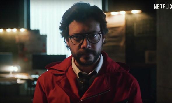 nuevo trailer de la tercera temporada de 'La Casa de Papel'