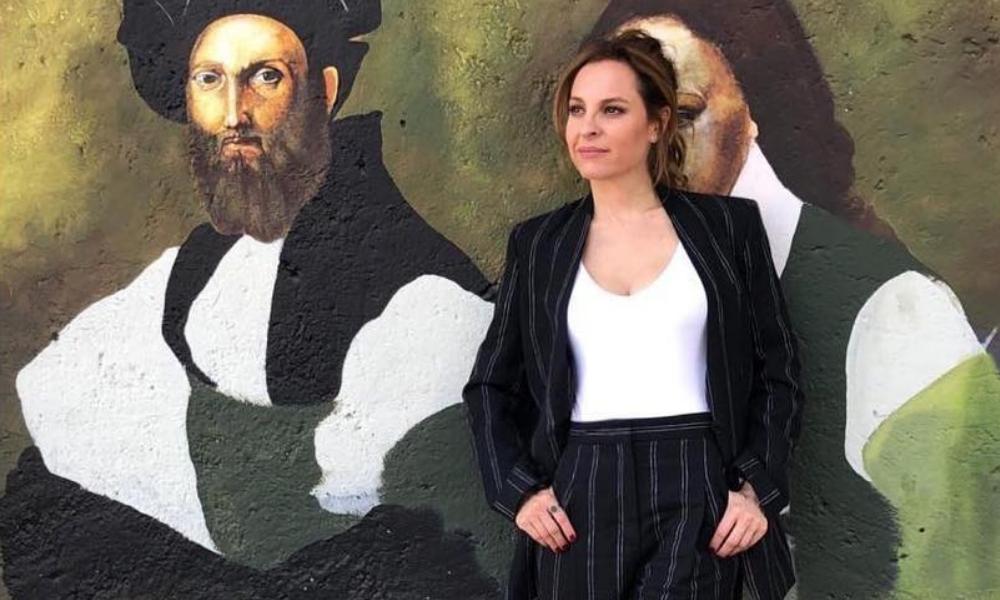 Marina de Tavira regresó al teatro