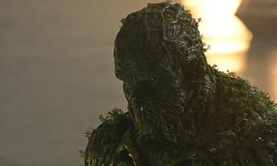 Trailer final de 'Swamp Thing'