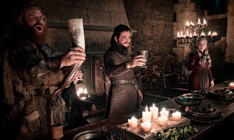 Cuarto capítulo de la última temporada de 'Game of Thrones': 'The Last of The Stark' The-Last-of-The-Starks-03