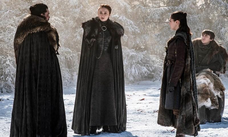 Cuarto capítulo de la última temporada de 'Game of Thrones': 'The Last of The Stark' The-Last-of-The-Starks-09