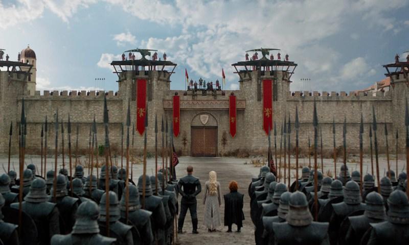 Cuarto capítulo de la última temporada de 'Game of Thrones': 'The Last of The Stark' The-Last-of-The-Starks-18
