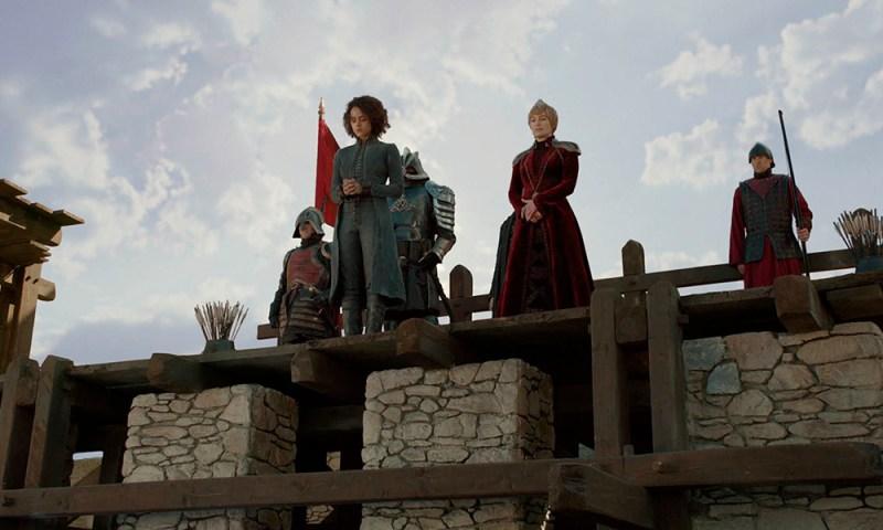 Cuarto capítulo de la última temporada de 'Game of Thrones': 'The Last of The Stark' The-Last-of-The-Starks-19