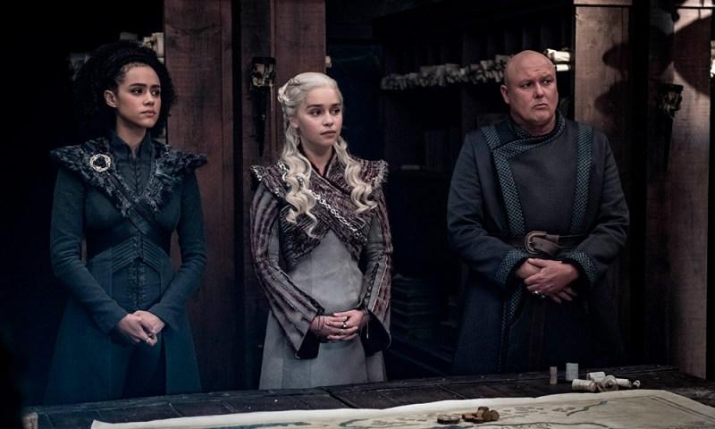Cuarto capítulo de la última temporada de 'Game of Thrones': 'The Last of The Stark' The-Last-of-The-Starks-Pre-00