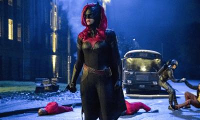 Póster de 'Batwoman'