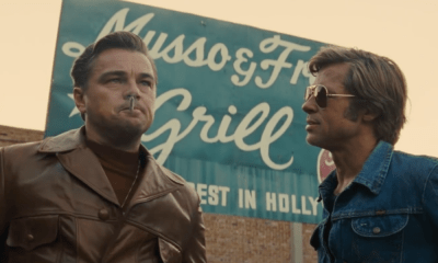 Primer trailer de 'Once Upon a Time in Hollywood'