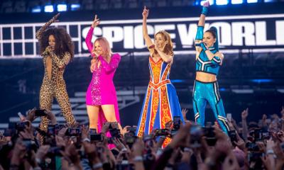 reunión de 'Spice Girls'