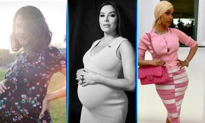 famosas que celebran el 'Día de las Madres'