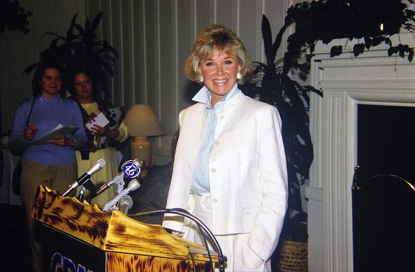 La estrella de Hollywood Doris Day murió a los 97 años gettyimages-869926152-594x594