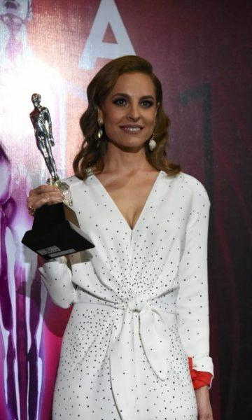 Los ganadores de los Premios Ariel 2019 se lucen en la Cineteca Nacional Ariel-03-360x600