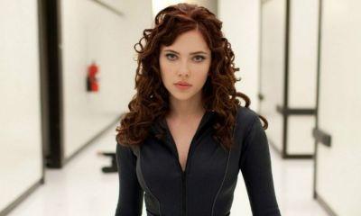 revelan el logo de 'Black Widow'