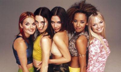Spice Girls sin Victoria Beckham