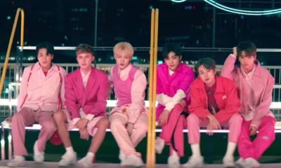 NCT Dream y HRVY