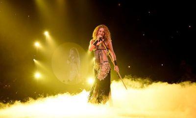 Shakira deja de lado la música