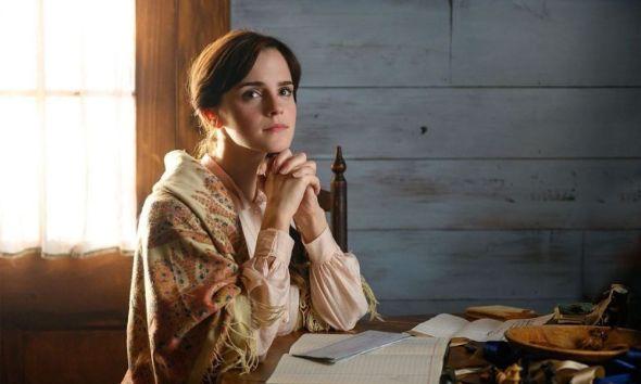 imágenes de Emma Watson en 'Mujercitas'