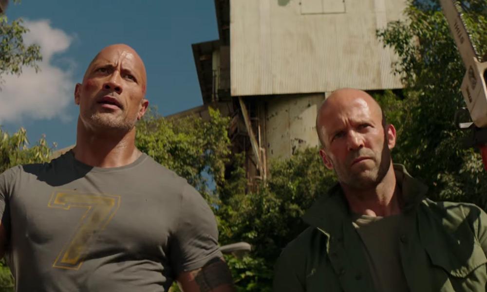 Nuevo trailer de 'Hobbs & Shaw'